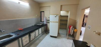 Kitchen Image of 2025 Sq.ft 3 BHK Apartment for buy in Radhe Tirthdham, Bodakdev for 10000000