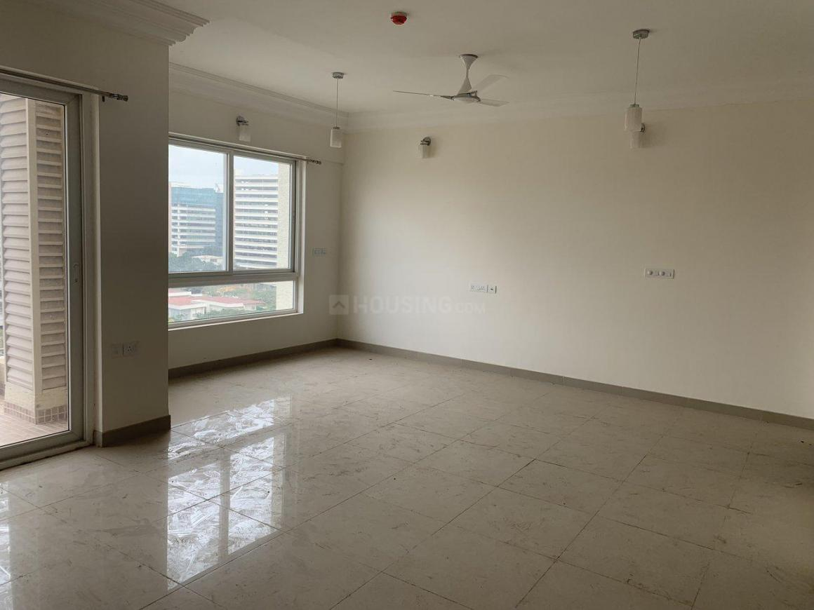 Living Room Image of 1996 Sq.ft 3 BHK Apartment for rent in Nagavara for 35000