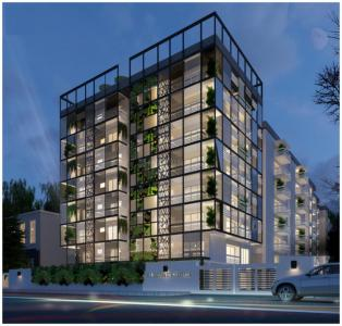 Gallery Cover Image of 1575 Sq.ft 3 BHK Apartment for buy in Elegant Exotica, Yelahanka New Town for 8500000