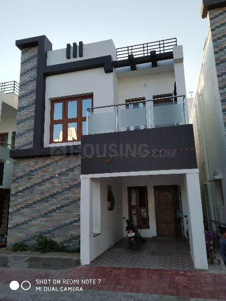 Building Image of 2000 Sq.ft 3 BHK Villa for rent in Perungalathur for 20000