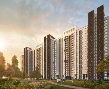 Gallery Cover Image of 1260 Sq.ft 3 BHK Apartment for buy in Bhiwandi for 9905000