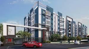 Gallery Cover Image of 1263 Sq.ft 2 BHK Apartment for buy in Mahaveer Palm Grove, Begumpet for 9093600