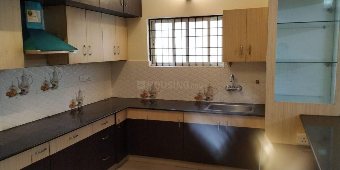 Kitchen Image of 1555 Sq.ft 3 BHK Apartment for buy in Nagavara for 10000000