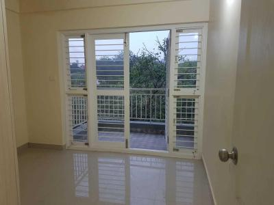Gallery Cover Image of 1215 Sq.ft 3 BHK Apartment for rent in Srirampuram for 30000