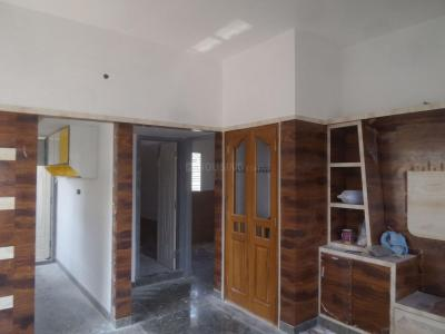 Gallery Cover Image of 450 Sq.ft 1 BHK Apartment for rent in Hegganahalli for 9000