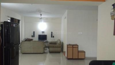 Gallery Cover Image of 1550 Sq.ft 3 BHK Apartment for rent in Wakad for 24900