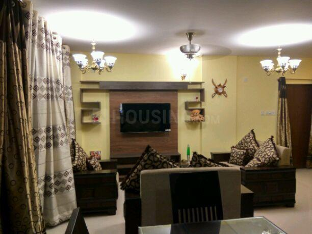 Living Room Image of 1248 Sq.ft 2 BHK Apartment for rent in Gopalan Sanskriti, Mailasandra for 18000