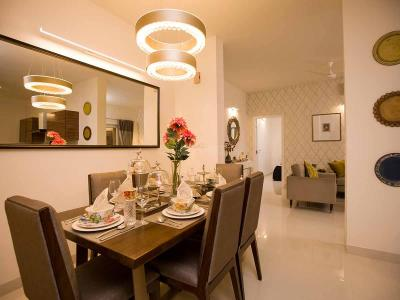 Gallery Cover Image of 1465 Sq.ft 3 BHK Apartment for buy in Casagrand Woodside, Kolapakkam for 9000000