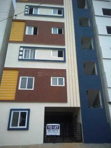 Gallery Cover Image of 550 Sq.ft 1 BHK Apartment for rent in Mahadevapura for 12000