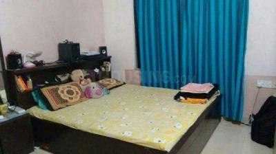 पवई में शेया होम्स में बेडरूम की तस्वीर