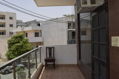 Balcony Image of Saanu PG in Sector 40