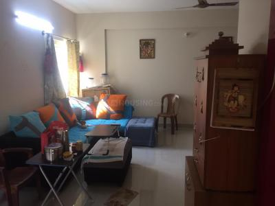 Gallery Cover Image of 1240 Sq.ft 2 BHK Apartment for rent in Gunjur for 20000