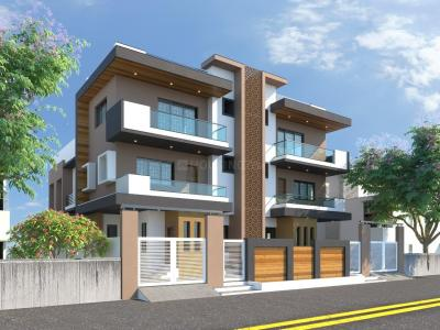 Gallery Cover Image of 2500 Sq.ft 4 BHK Independent House for buy in Bopal for 19500000