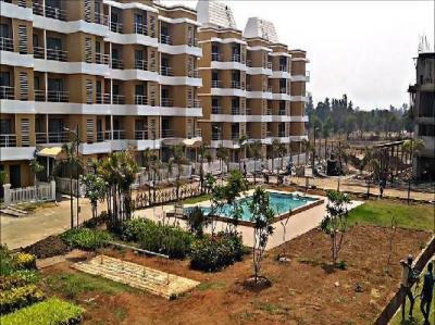 Gallery Cover Image of 625 Sq.ft 1 BHK Apartment for rent in Neral for 5000