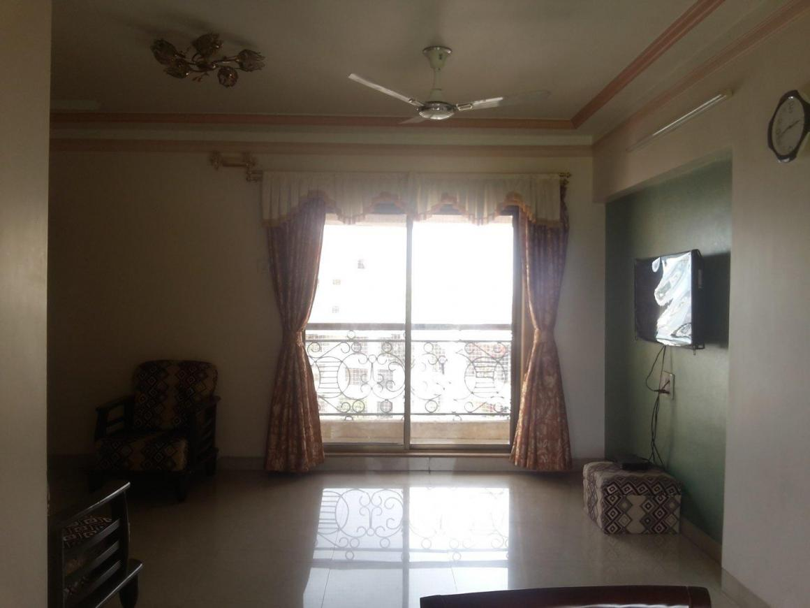 Living Room Image of 1500 Sq.ft 3 BHK Apartment for buy in Kharghar for 20000000