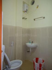 मनपक्कम में दुर्गा पीजी के बाथरूम की तस्वीर