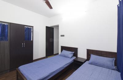 Bedroom Image of Jayant Chaudhari's Nest in Mulund West