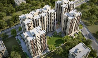 Gallery Cover Image of 1185 Sq.ft 3 BHK Apartment for buy in Nishant Ratnaakar Verte, Bopal for 3795000