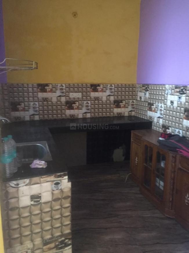 Kitchen Image of 900 Sq.ft 2 BHK Independent Floor for rent in Ballabhgarh for 8000