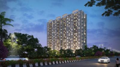 Gallery Cover Image of 674 Sq.ft 1 BHK Apartment for buy in Regency Antilia, Khemani Industry Area for 3851000