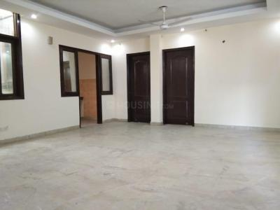 Gallery Cover Image of 1500 Sq.ft 3 BHK Independent House for rent in Chhattarpur for 26000