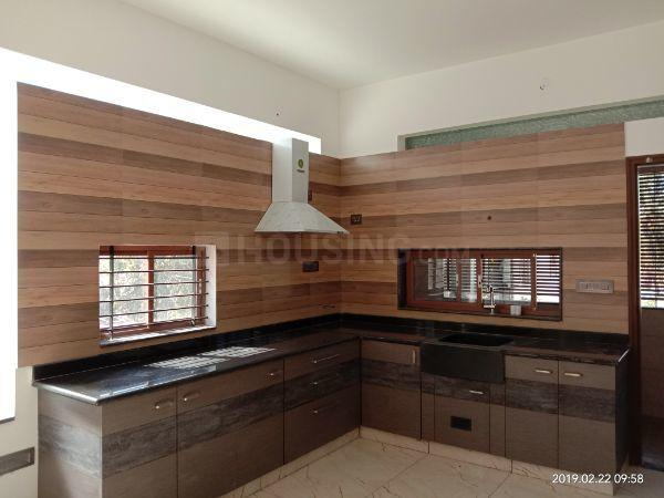 Kitchen Image of 1150 Sq.ft 2 BHK Apartment for rent in Nagarbhavi for 19000
