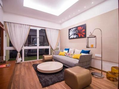 Gallery Cover Image of 3250 Sq.ft 4 BHK Apartment for rent in SNN Clermont, Nagavara for 120000