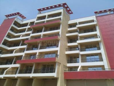 Gallery Cover Image of 650 Sq.ft 1 BHK Apartment for buy in Karanjade for 4600000