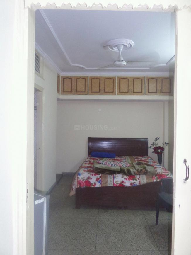 Main Entrance Image of 200 Sq.ft 1 RK Independent Floor for buy in Lajpat Nagar for 4000000