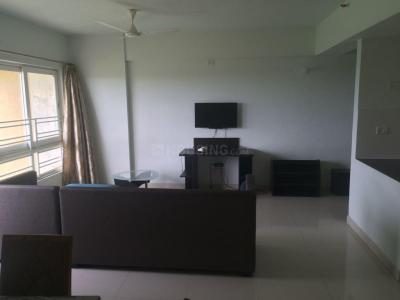 Gallery Cover Image of 1200 Sq.ft 3 BHK Apartment for rent in Hudco Housing Estate, Ghose Bagan for 25000