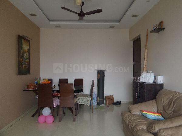 Living Room Image of 856 Sq.ft 2 BHK Apartment for rent in Chembur for 45000