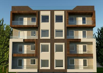 Gallery Cover Image of 1350 Sq.ft 4 BHK Independent Floor for buy in Sector 24 Rohini for 7500000