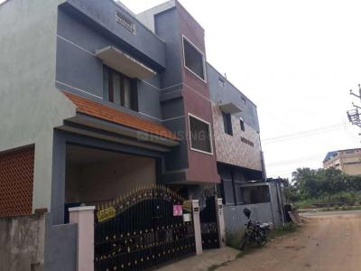 Gallery Cover Image of 1000 Sq.ft 3 BHK Independent House for rent in Medavakkam for 10000