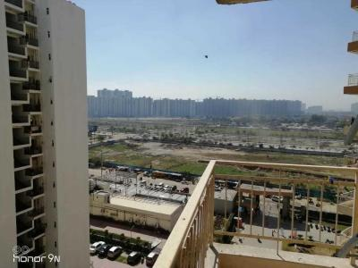 Gallery Cover Image of 1180 Sq.ft 2 BHK Apartment for rent in Nirala Greenshire, Noida Extension for 7000