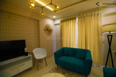 Gallery Cover Image of 950 Sq.ft 2 BHK Apartment for buy in Goel Ganga Legend B2, Bavdhan for 5960000