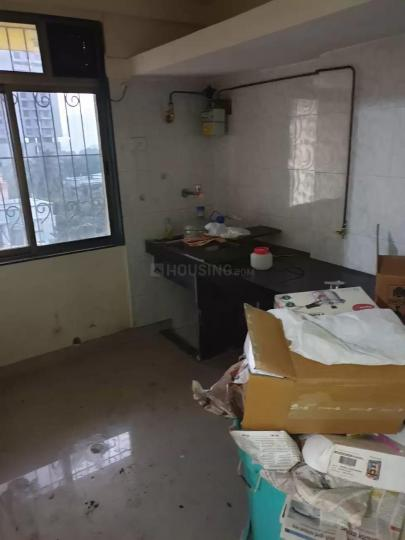 Kitchen Image of 550 Sq.ft 1 BHK Apartment for rent in Mulund East for 21000