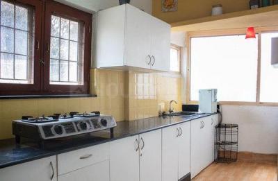 Kitchen Image of Aqua Mansion in Ulsoor