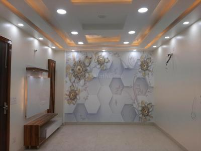 Gallery Cover Image of 850 Sq.ft 3 BHK Independent Floor for buy in Rohini Sector 28  for 6500000