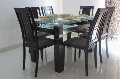 Dining Room Image of PG 4642381 Hinjewadi in Hinjewadi