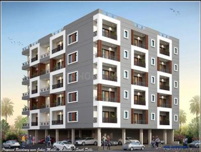 Gallery Cover Image of 500 Sq.ft 1 BHK Apartment for buy in Mehrauli for 1965000