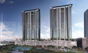Gallery Cover Image of 994 Sq.ft 2 BHK Apartment for rent in Ajmera Treon, Wadala East for 75000