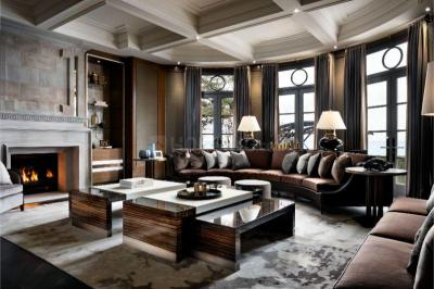 Living Room Image of 1040 Sq.ft 2 BHK Apartment for buy in Chandanagar for 3640000