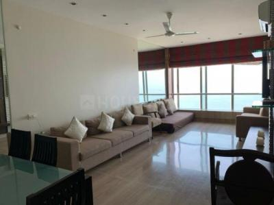 Gallery Cover Image of 1100 Sq.ft 2 BHK Apartment for rent in  Sea Bird Apartment, Bandra West for 195000