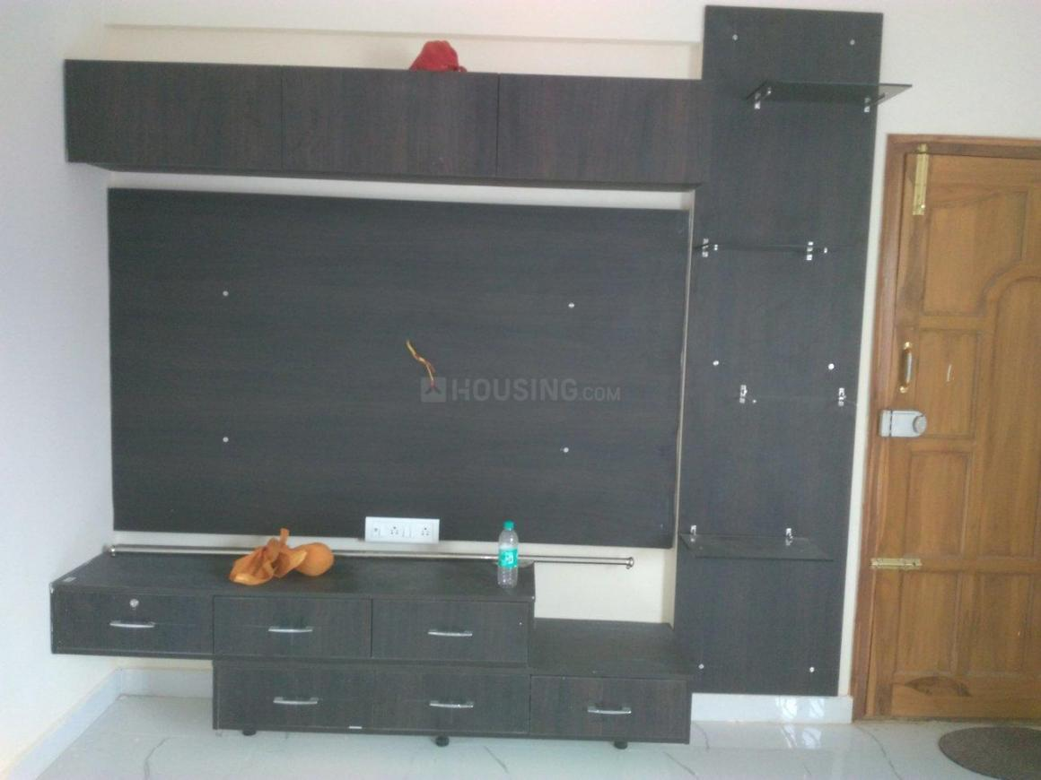 Living Room Image of 1250 Sq.ft 2 BHK Apartment for rent in Gottigere for 18000