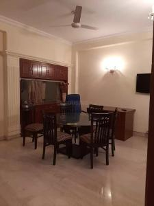 Gallery Cover Image of 1800 Sq.ft 3 BHK Independent Floor for rent in  RWA Greater Kailash 1 Block S, Greater Kailash I for 80000