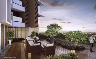 Gallery Cover Image of 600 Sq.ft 2 BHK Apartment for buy in Prescon Midtown Bay, Mahim for 27000000