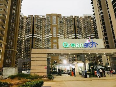 Gallery Cover Image of 1180 Sq.ft 2 BHK Apartment for buy in Green Arch, Noida Extension for 4631500