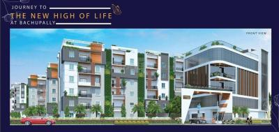 Gallery Cover Image of 1460 Sq.ft 3 BHK Apartment for buy in Nizampet for 7446000