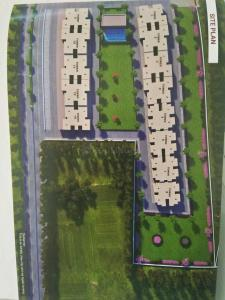 Gallery Cover Image of 1100 Sq.ft 2 BHK Apartment for buy in Sarvome Shree Homes, Green Field Colony for 2633000