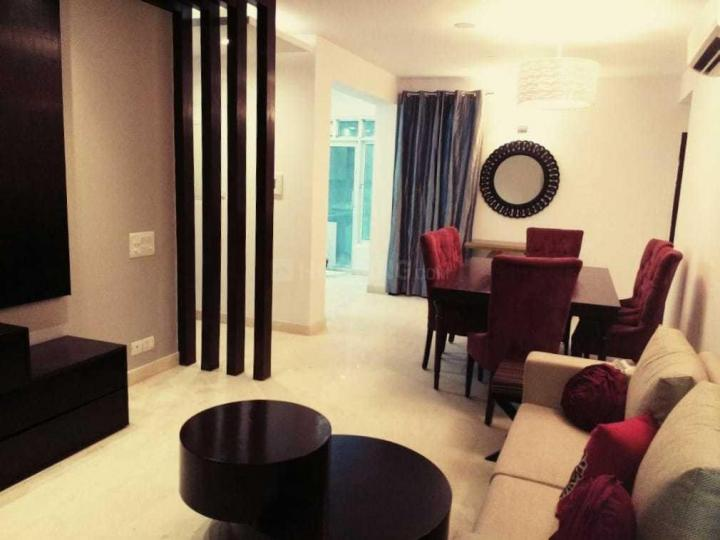 Living Room Image of 2200 Sq.ft 4 BHK Apartment for buy in Ashoka Enclave for 10500000